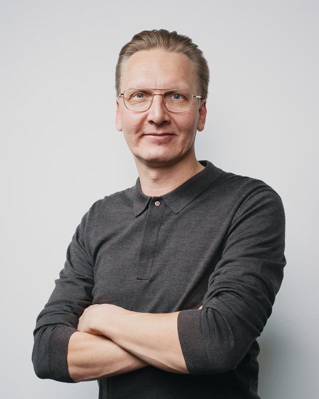 Toimitusjohtaja Rami Lappalainen