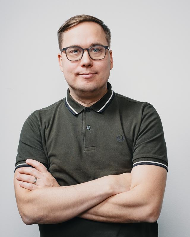 Käyttöliittymäsuunnittelija Tommi Jäkkö
